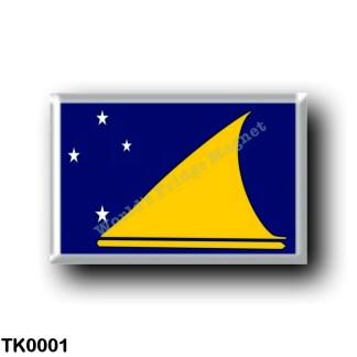 TK0001 Oceania - Tokelau - Flag