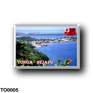 TO0005 Oceania - Tonga - Neiafu