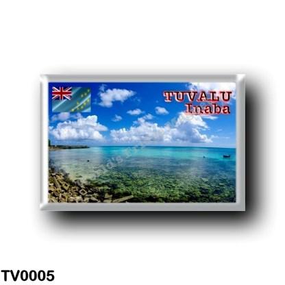 TV0005 Oceania - Tuvalu - Inaba