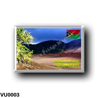VU0003 Oceania - Vanuatu - Tanna Island - Mount Yasur