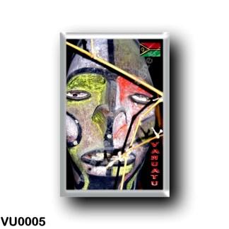 VU0005 Oceania - Vanuatu - Mask