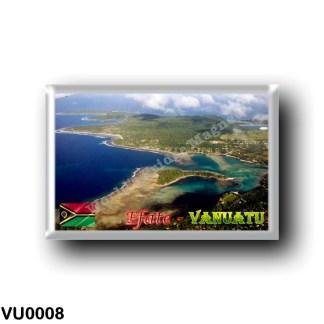 VU0008 Oceania - Vanuatu - Efate - Erakor Island