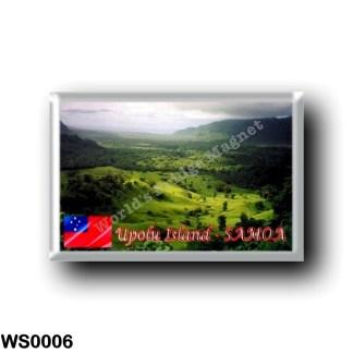 WS0006 Oceania - Samoa - Upolu Island