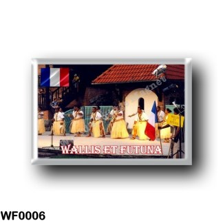WF0006 Oceania - Wallis and Futuna - Folklore