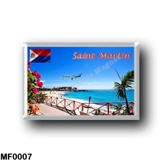 MF0007 America - Saint Martin - Panorama