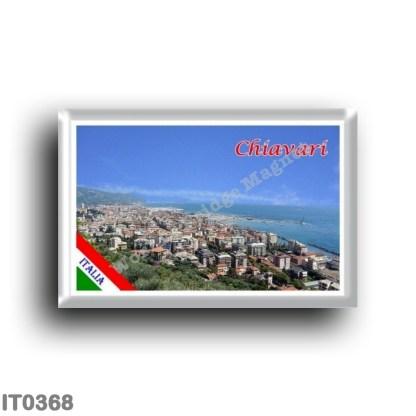 IT0368 Europe - Italy - Liguria - Chiavari
