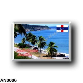 AN0006 America - Netherlands Antilles - Panorama