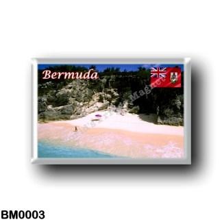 BM0003 America - Bermuda - Beach