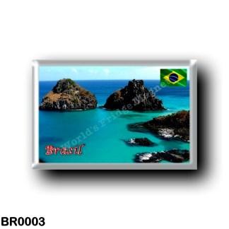 BR0003 America - Brazil - Arcipelago di Fernando de Noronha