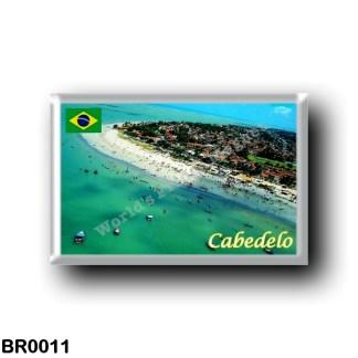 BR0011 America - Brazil - Capedelo