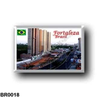 BR0018 America - Brazil - Fortaleza A