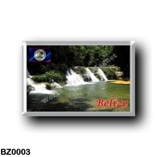 BZ0003 America - Belize - San Antonio Falls, Toledo