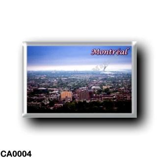 CA0004 America - Canada - Montréal - Panorama