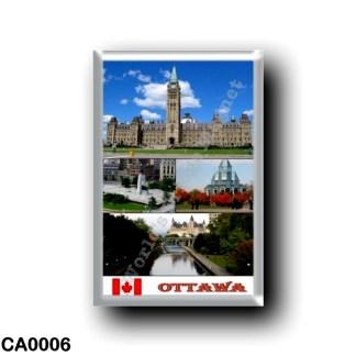 CA0006 America - Canada - Ottawa - Mosaico