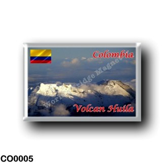 CO0005 America - Colombia - Volcan Huila