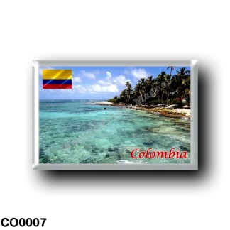 CO0007 America - Colombia - Archipelago of San Andrés