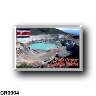CR0004 America - Costa Rica - Volcan Poas