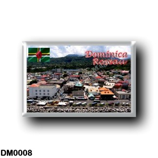DM0008 America - Dominica - Roseau - Cuise Pics
