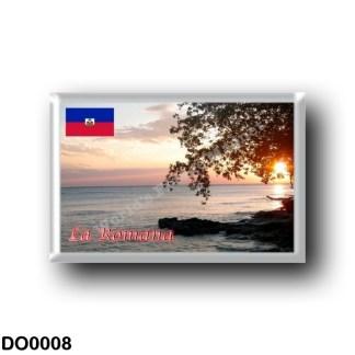 DO0008 America - Dominican Republic - La Romana - Sunset