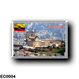 EC0004 America - Ecuador - Azogues