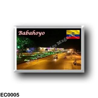 EC0005 America - Ecuador - Babahoyo