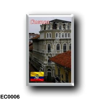 EC0006 America - Ecuador - Cuenca