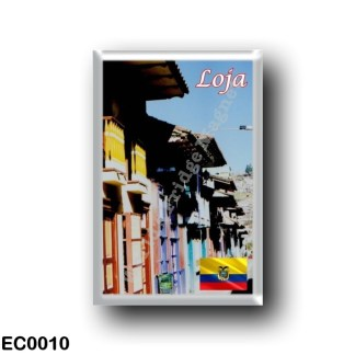 EC0010 America - Ecuador - Loja