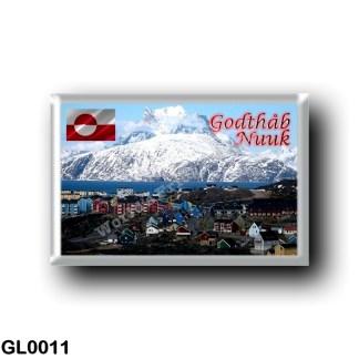 GL0011 America - Greenland - Nuuk City