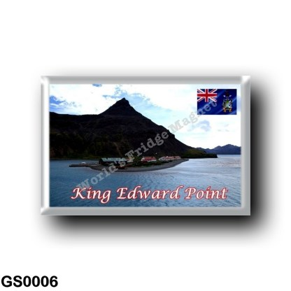 GS0006 America - South Georgia and the South Sandwich Islands - King Edward Point