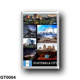 GT0004 America - Guatemala - Guatemala City - Mosaic