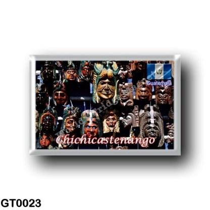 GT0023 America - Guatemala - Santo Tomás Chichicastenango