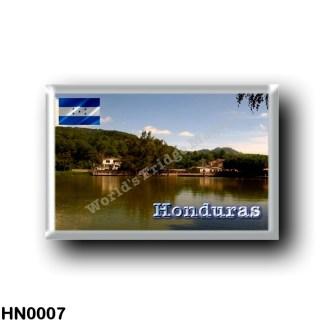 HN0007 America - Honduras - Santa Lucia