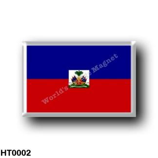 HT0002 America - Haiti - Haitian flag