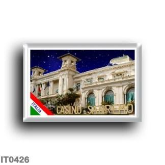 IT0426 Europe - Italy - Liguria - Sanremo - Casinò