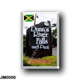 JM0006 America - Jamaica - Dunn's River Falls & Park
