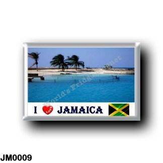 JM0009 America - Jamaica - I Love