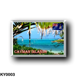 KY0003 America - Cayman Islands - Inside the Reef