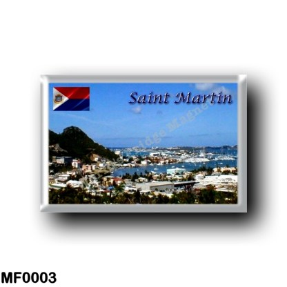 MF0003 America - Saint Martin - Simpson Bay