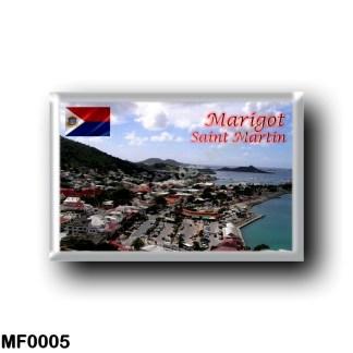 MF0005 America - Saint Martin - Marigot