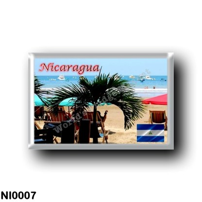 NI0007 America - Nicaragua - San Juan del Sur