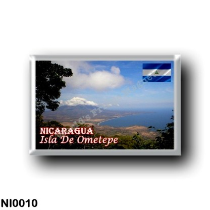 NI0010 America - Nicaragua - Isla De Ometepe
