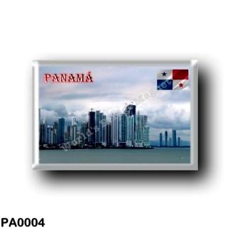 PA0004 America - Panama - Skyline