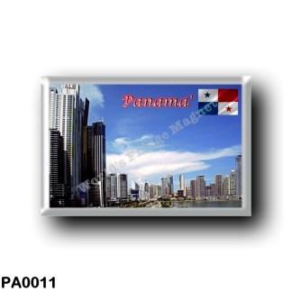 PA0011 America - Panama - Panorama