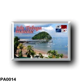 PA0014 America - Panama - Isla Taboga - Playa el Morro