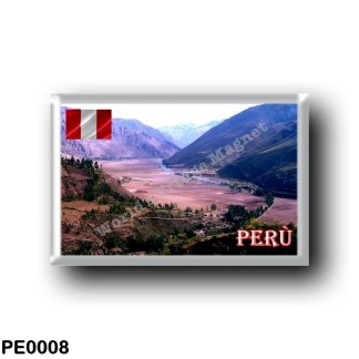 PE0008 America - Peru - Valle del Vilcanota