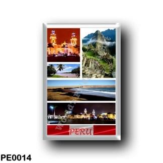 PE0014 America - Peru - Mosaic