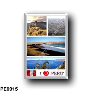 PE0015 America - Peru - I Love