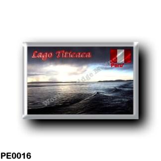 PE0016 America - Peru - Lago Titicaca