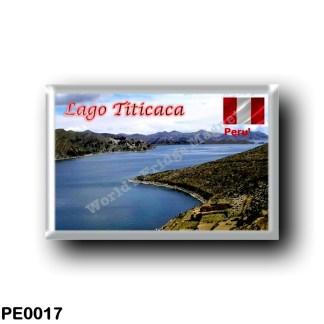 PE0017 America - Peru - Lago Titicaca - Estrecho de Yampupata