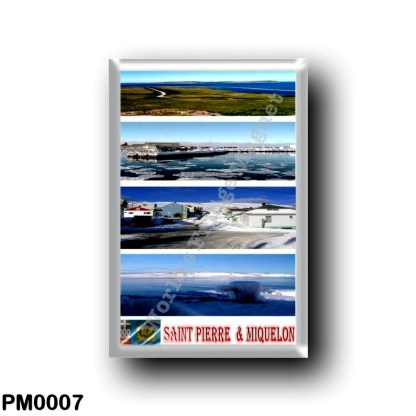 PM0007 America - Saint Pierre and Miquelon - Mosaic